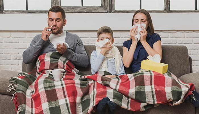 De ce ne imbolnavim mai des iarna?
