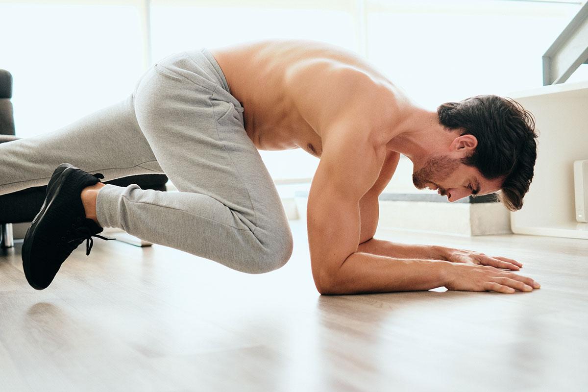 Antrenamentul de forta in 9 minute
