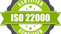 Ce este ISO 22000?