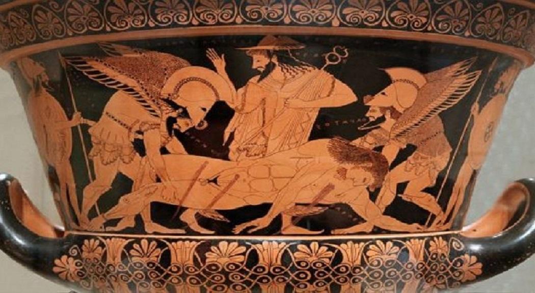 Cum decurgeau inmormantarile in Grecia Antica?