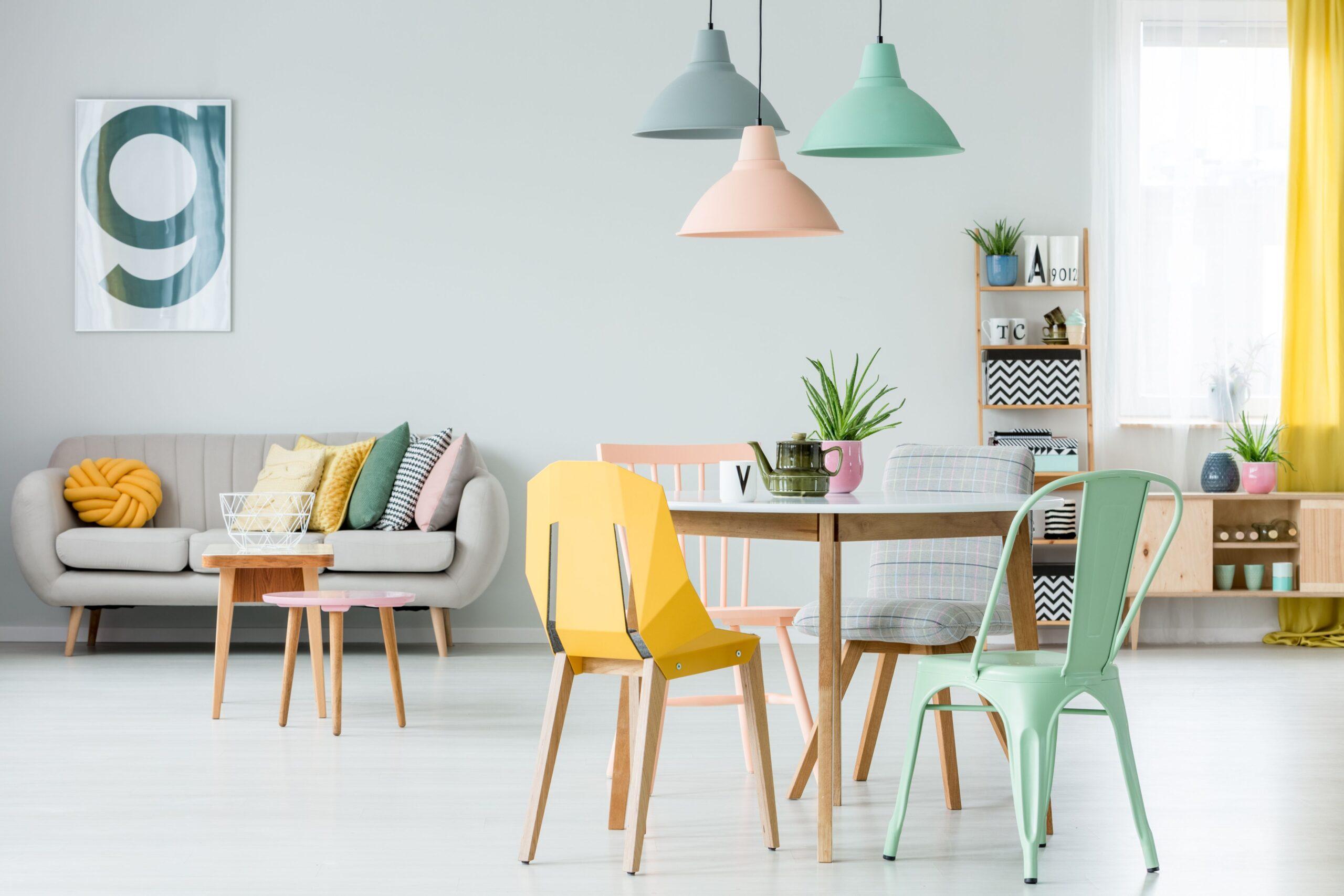 Ghid pentru alegerea scaunelor din casa ta