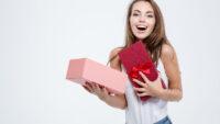 Un cadou incitant cu cele mai bune oferte chiar si in plin sezon