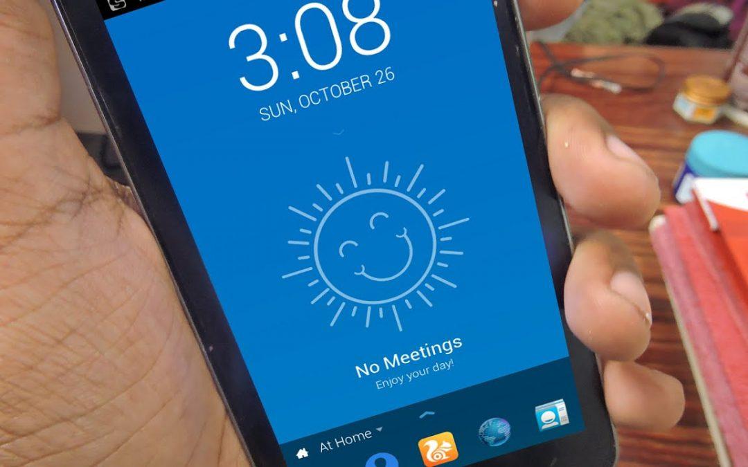 Aplicatii utile pentru ecranul telefonului