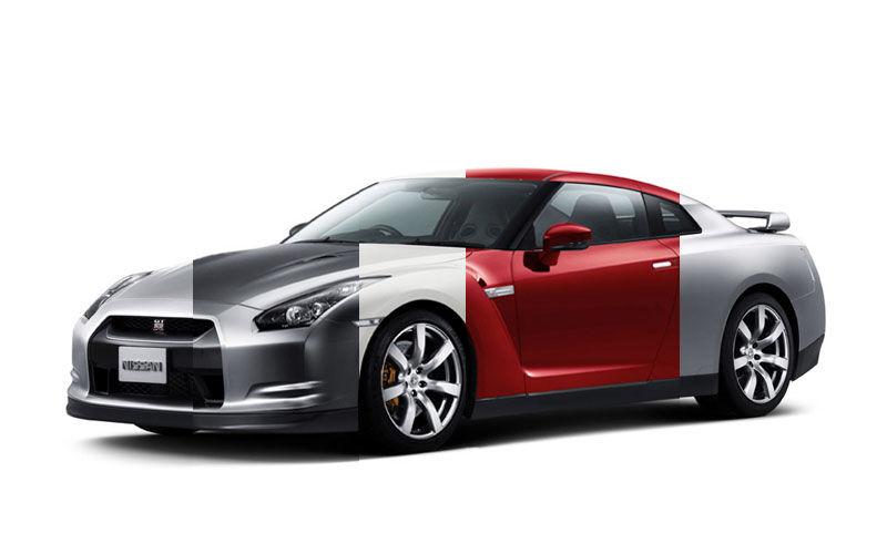 Cum pot schimba culoarea masinii mele?